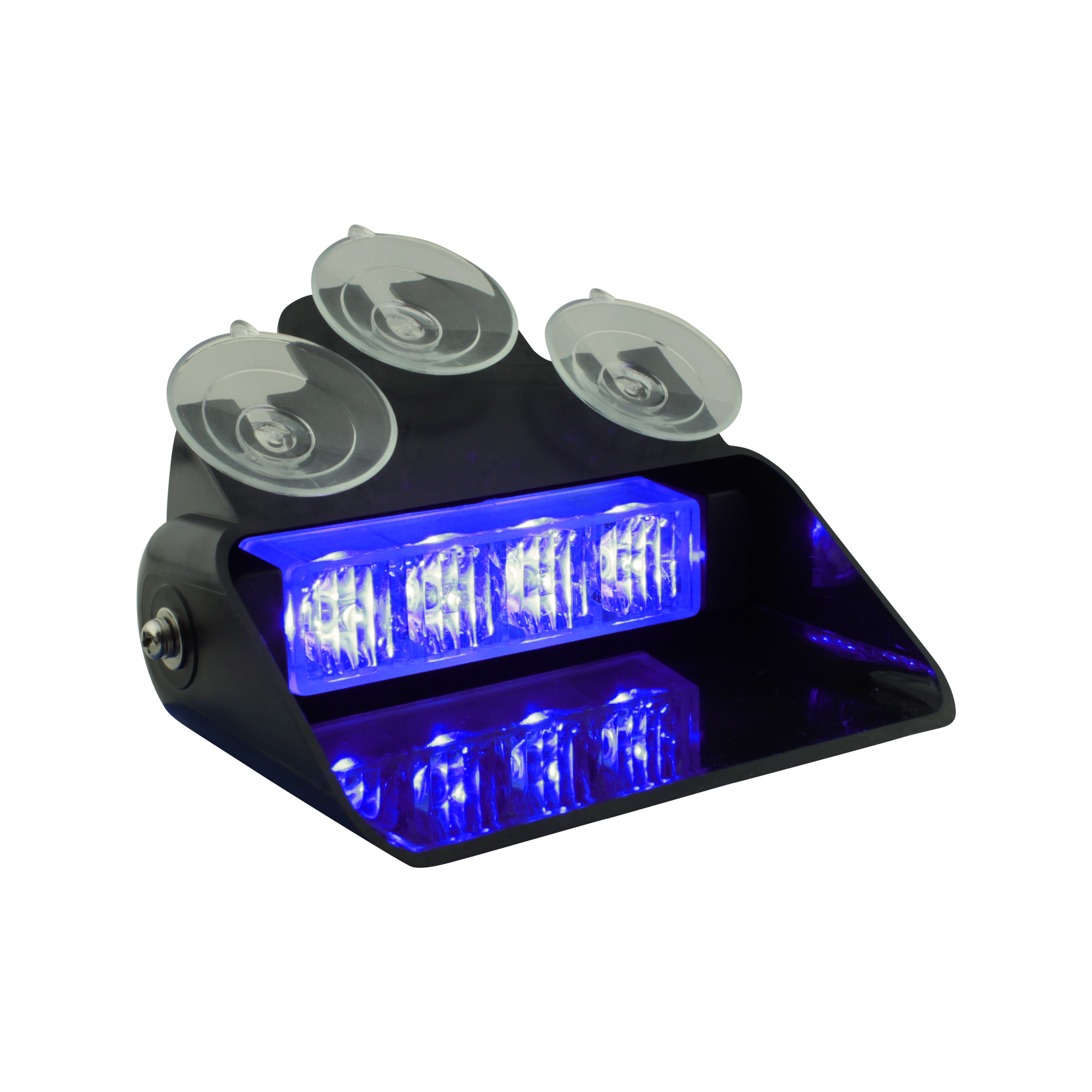 LAMPHUS SolarBlast SBWL14 4W LED Windshield Dash Light - Amber / Blue