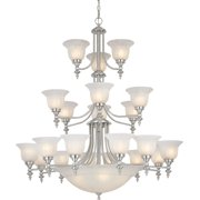 Dolan Designs 663 26 Light Chandelier