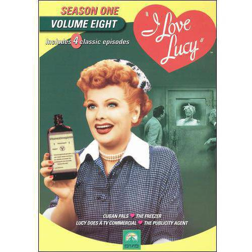 I Love Lucy: Season 1, Vol. 8 (Collector's Series)