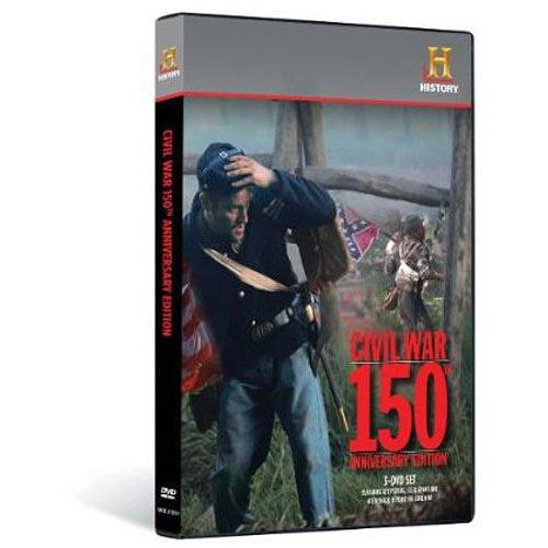 Civil War 150th Ann [DVD]