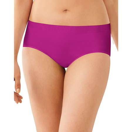 Bali Comfort Revolution® Seamless Hipster - Showtime Fuchsia - Size - 10/11