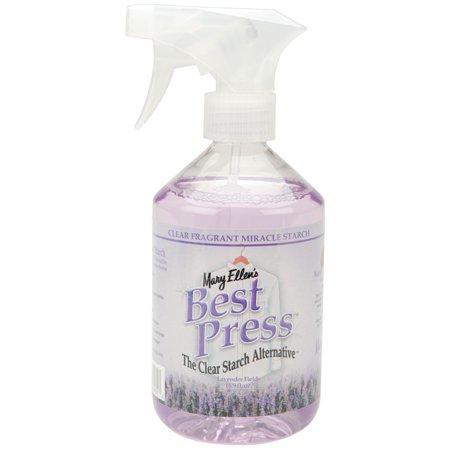 Mary Ellen's Best Press Clear Starch Alternative 16oz-Lavender (Best Rodan Fields Products)