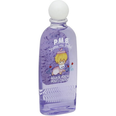 Para Mi Bebe Splash Cologne Violets, 8.3 oz (Pack of 3)