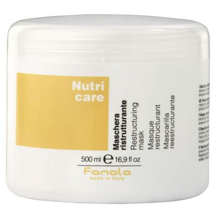 Fanola Nutri Care Restructuring Mask 16.9