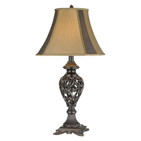 Stein World 96615 Intricate Open Heart Table Lamp (Hearst Renaissance Table Lamp)