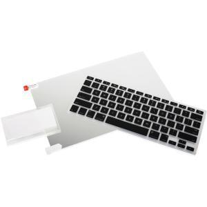 "Iogear Shield+Protect: 13"" Macbook Pro Retina Keyboard Skin and Screen Protector"
