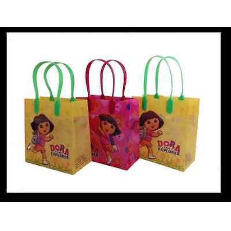 LWS LA Wholesale Store  24 bags Dora Party Favor Goody gift Candy bags birthday mickey minnie - Dora Party Supplies