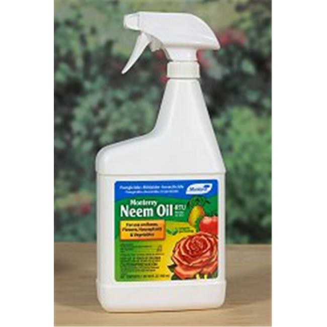 Monterey LG 6148 Neem Oil-RTU 32oz - Pack of 12