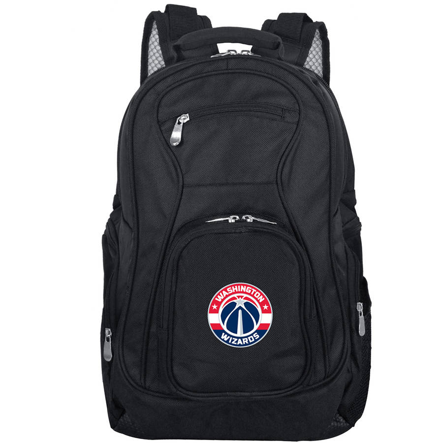 Mojo Licensing Premium Laptop Backpack, Washington Wizards