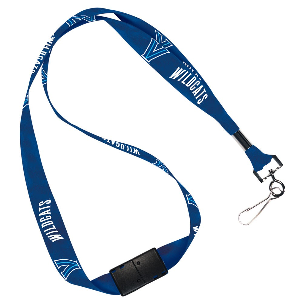 Villanova Wildcats Official NCAA 20 inch  Lanyard Key Chain Keychain by WinCraft