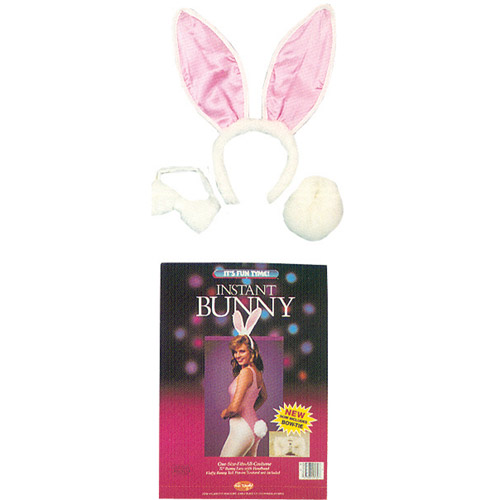 Instant Bunny Kit Adult Halloween Accessory