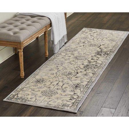 Nourison Kelly Ripa Home Origin Ivory  Grey Area Rug By