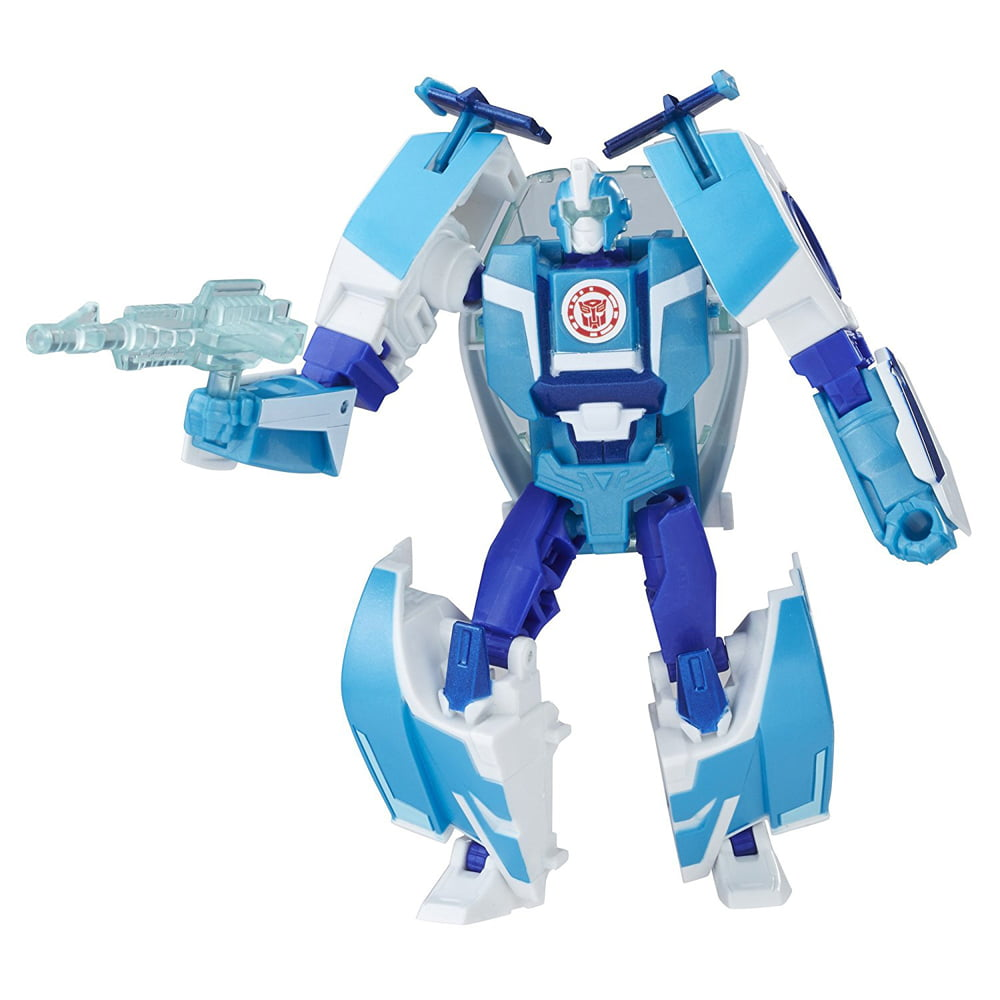 Transformers Warrior Class Blurr Action Figure by Hasbro