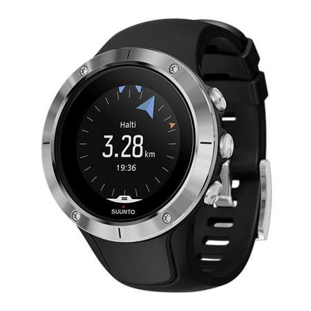 Suunto Spartan Trainer Wrist HR Steel Watch,