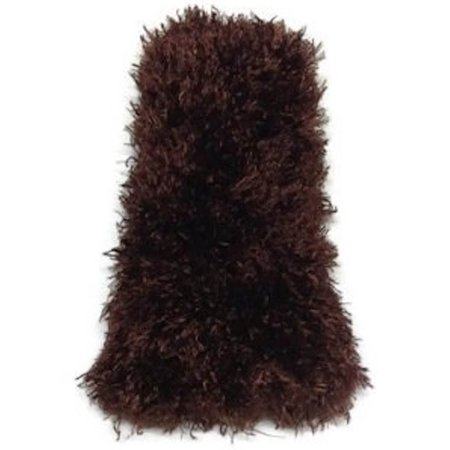 Magic Scarf - Super Soft Hat - Chocolate Brown