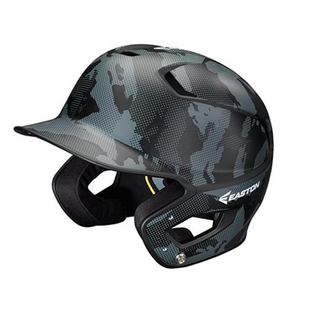 Grip Navy Batting Helmet (Easton EAA168202VGXL Z5 Grip Batting Helmet, Vegas Gold - Extra Large )