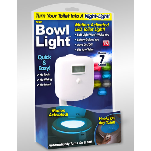 As Seen On TV Bowl Light by Ontel Products