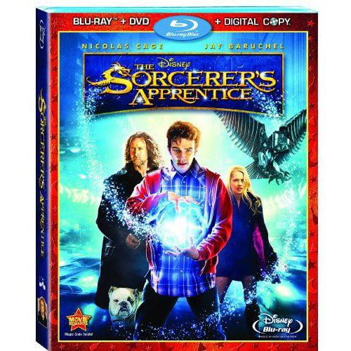 Sorcerer S Apprentice 2010 Blu Ray Dvd Digital Copy Walmart Com Walmart Com