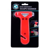Be Smart Get Prepared - Auto Emergency Escape Hammer