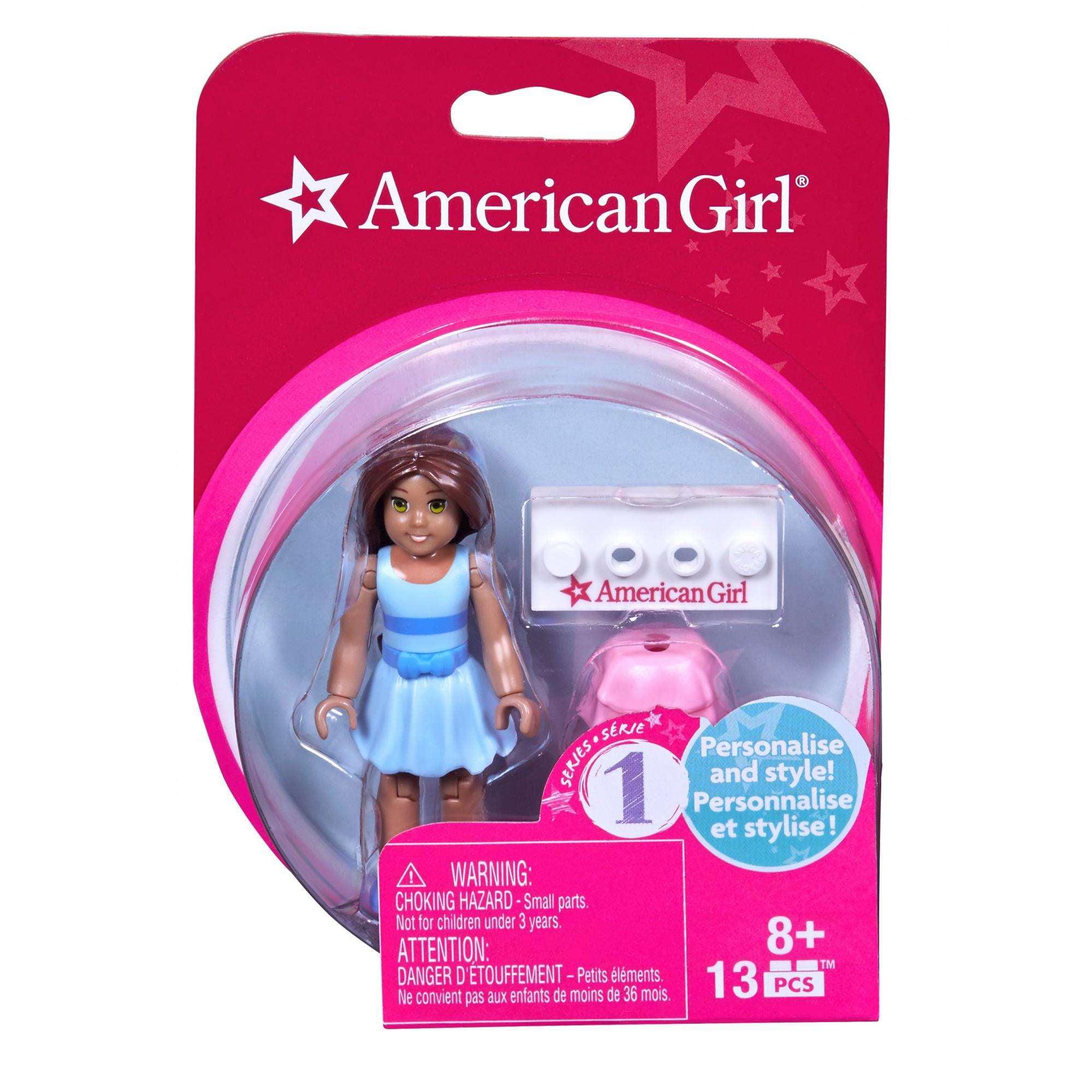 Mega Bloks Series 1 American Girl #2 Collectible Figure