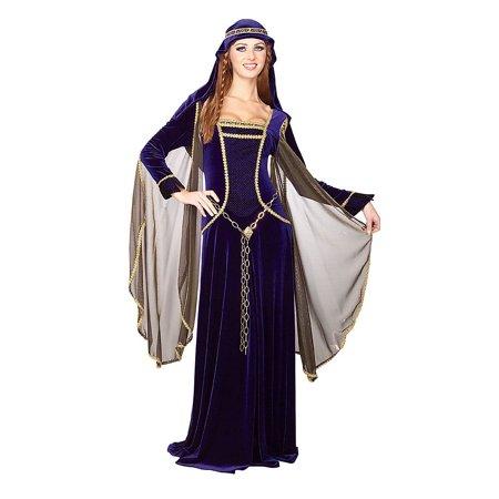 Adult Renaissance Queen Outfit Rubies 888051, Small](Renaissance Festival Outfits)