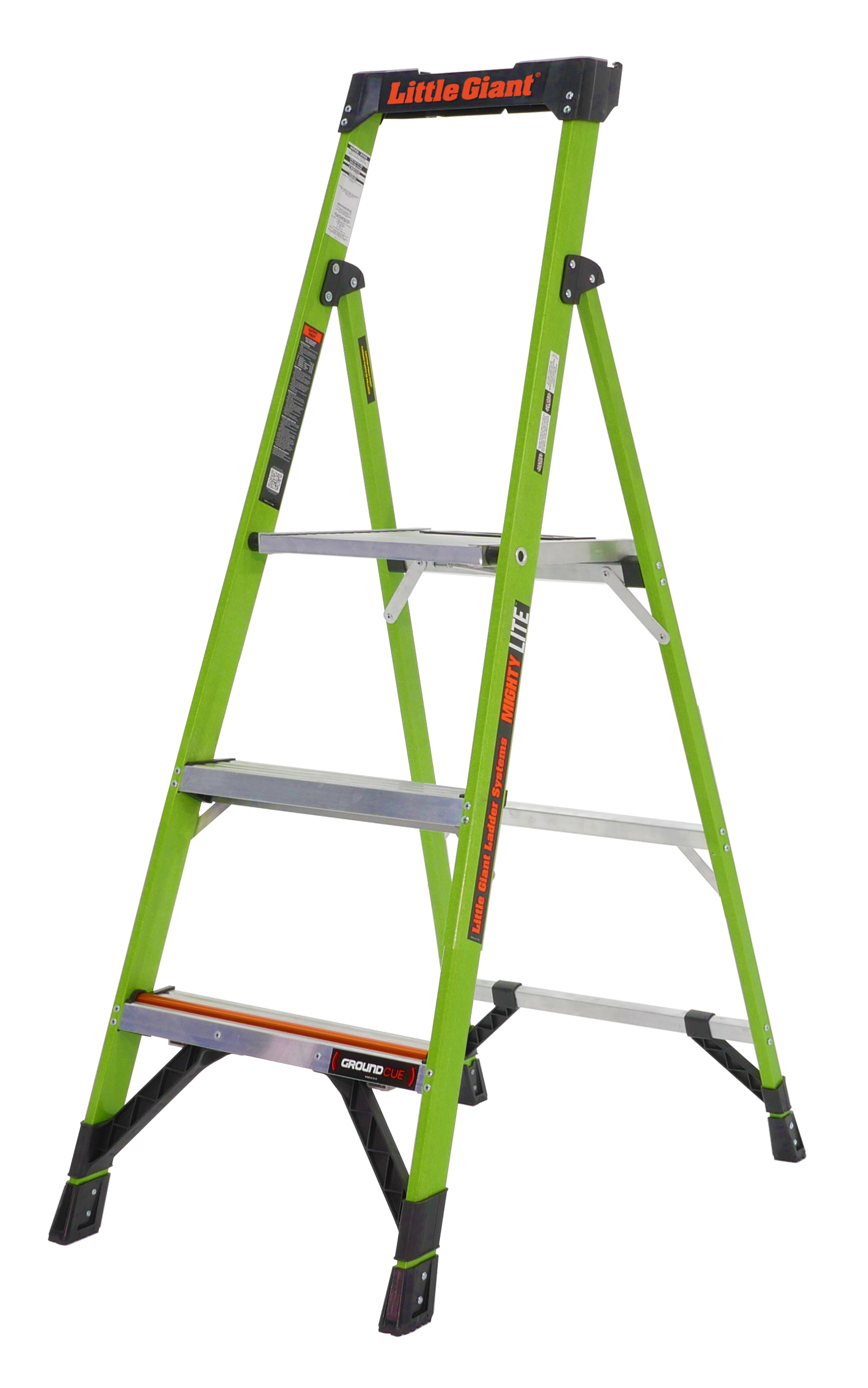 Little Giant MightyLite, Model 5', Type IA 300 lbs rated, fiberglass stepladder by Wing Enterprises, Inc.