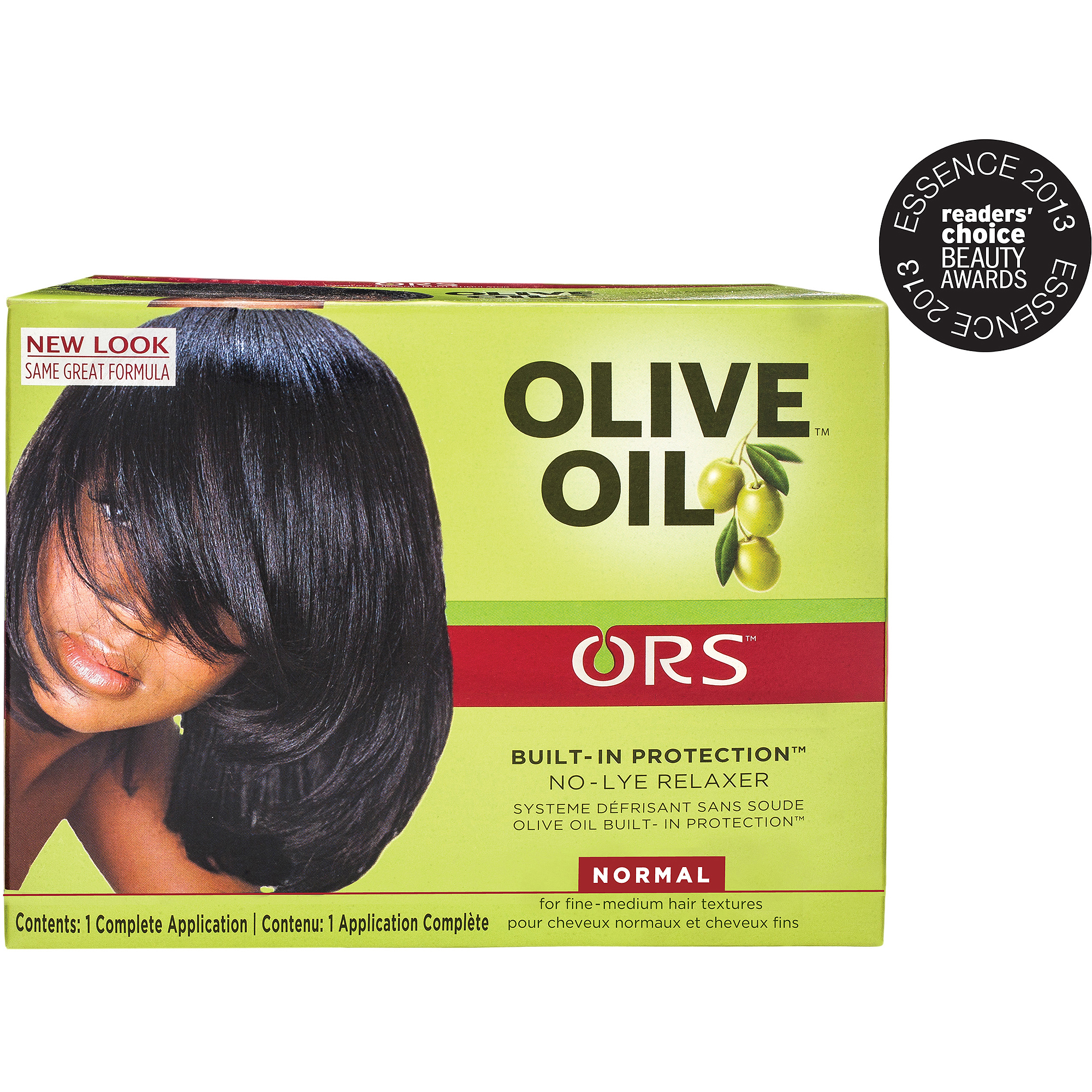 ORS��� Olive Oil Built-In Protection No-Lye Hair Relaxer���  Normal Strength