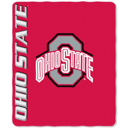 Ohio State Buckeyes 50x60 Mark Series Fleece Throw
