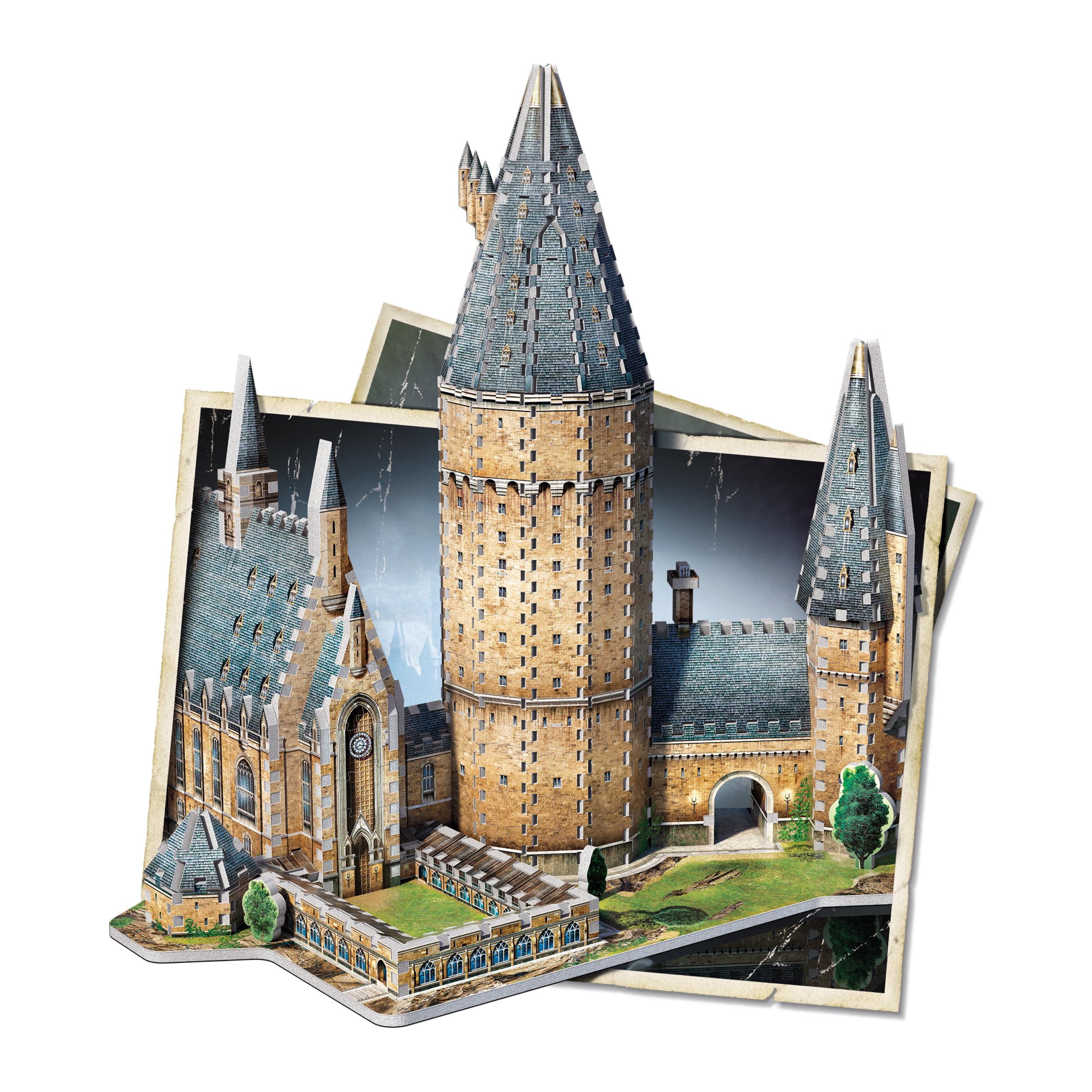 Puzle 3D Harry Potter Great Hall 850 piezas Puzzle