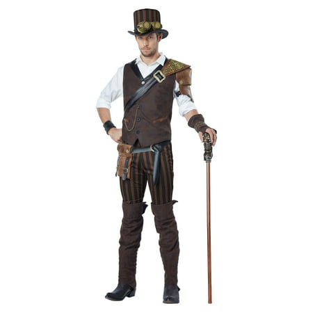 Adult Steampunk Adventurer Costume - Steampunk Couple Costumes