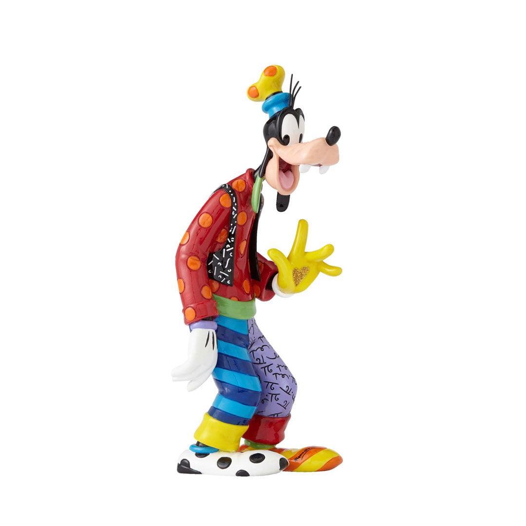 ENESCO Britto Disney Goofy 85th Anniversary BRITTO 405568...