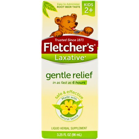 Fletcher's Gentle Relief Laxative, 3.25 FL OZ