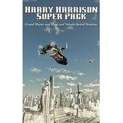 Positronic Super Pack: Harry Harrison Super Pack (Hardcover)