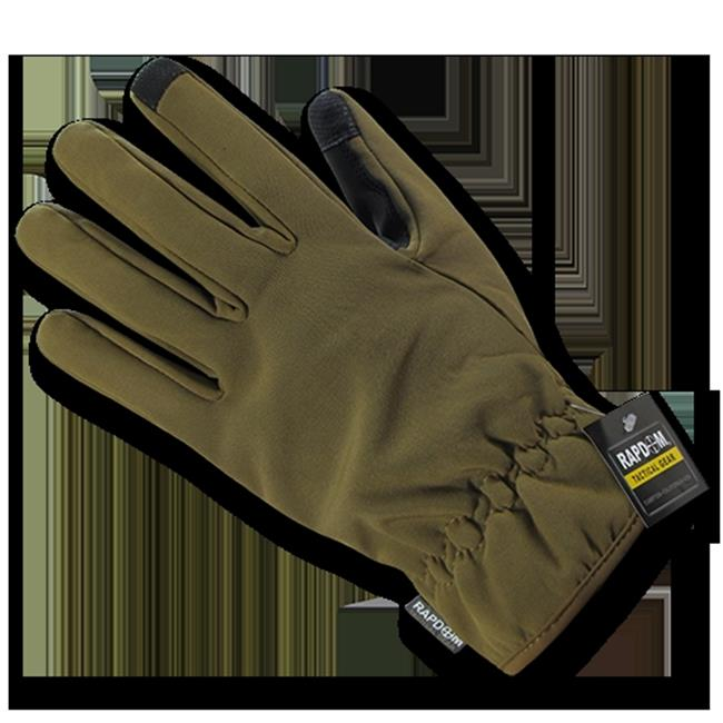 rapid dominance t44-pl-coy-03 smalloft smallhell winter gloves, coyote large by Rapid Dominance