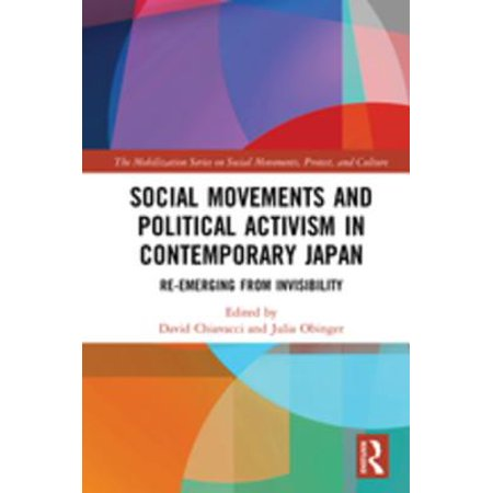 Japanese Movement (Social Movements and Political Activism in Contemporary Japan - eBook)