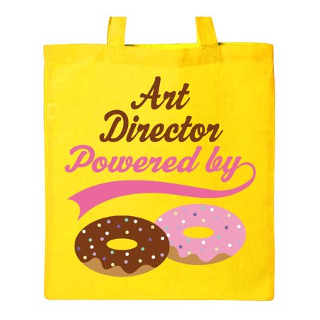 Art Director Gift Idea Tote Bag Yellow One Size - Art Tote