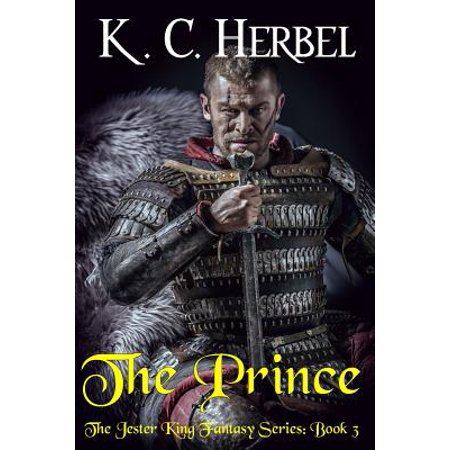 The Prince : The Jester King Fantasy Series: Book Three - Jester Jack In The Box