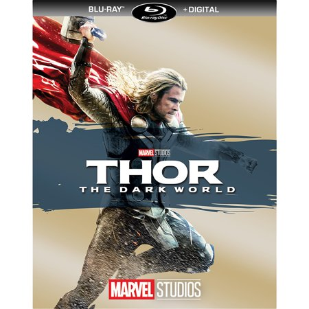 Thor: The Dark World (Blu-ray + Digital)](Halloween Events Around The World)