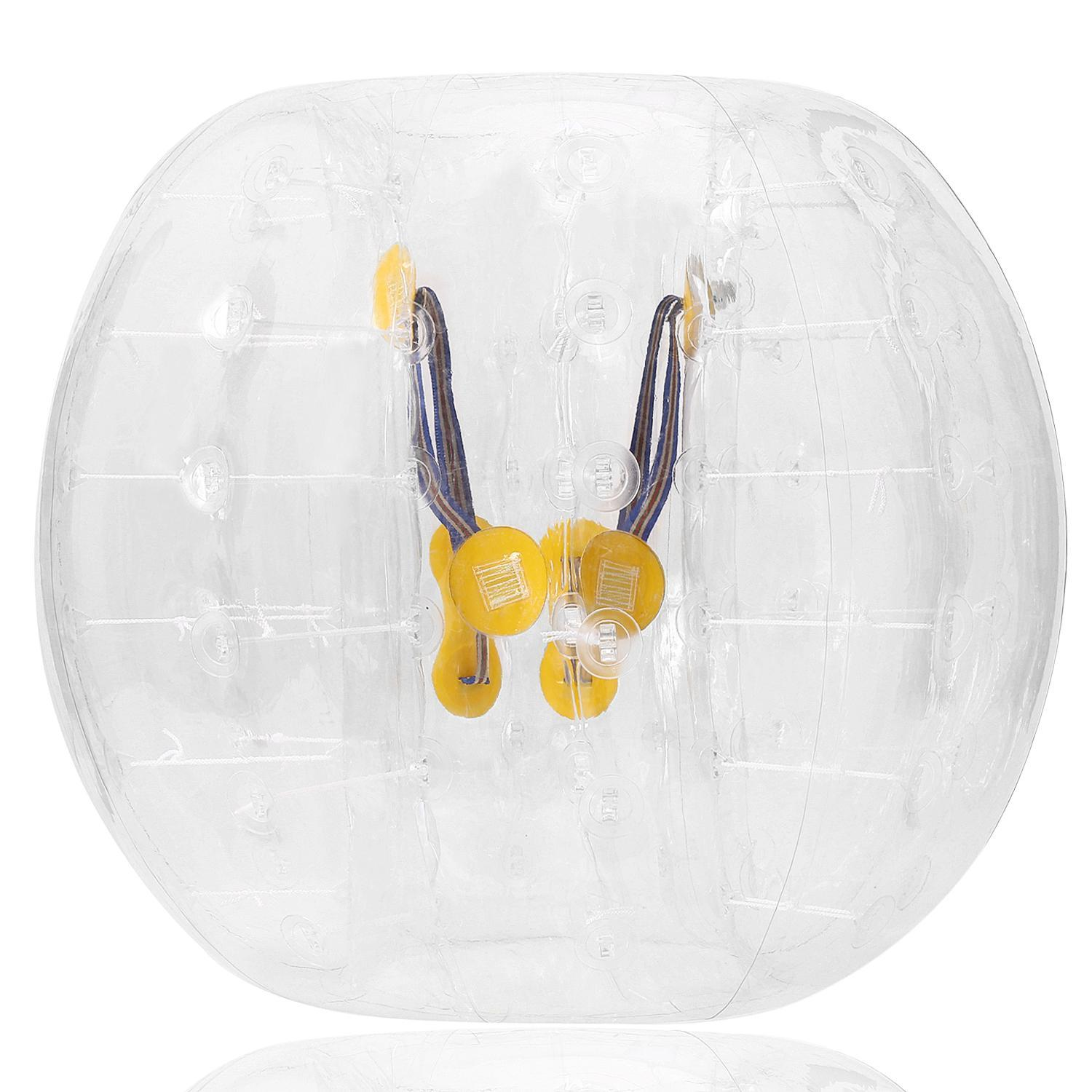 Holiday Sale! Inflatable Bumper Ball Human Knocker Ball Bubble Soccer Football Adults and... by