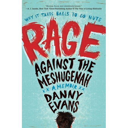 Rage Against the Meshugenah - eBook