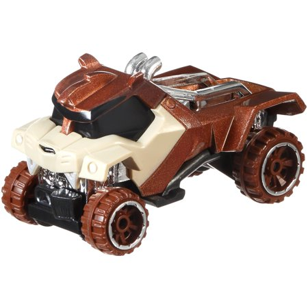 Hot Wheels Tazmanian Devil Character Car