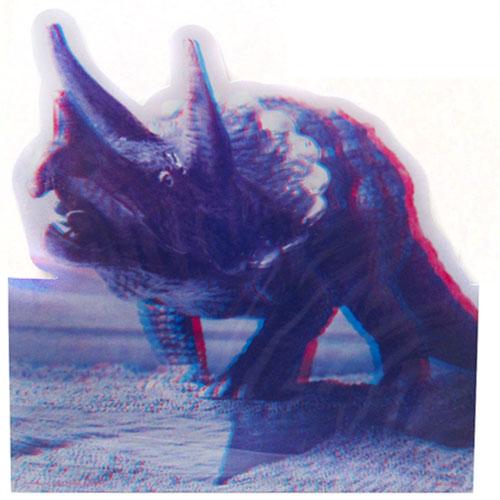 3D Dinosaur Tri-Fold Centerpiece (1ct)