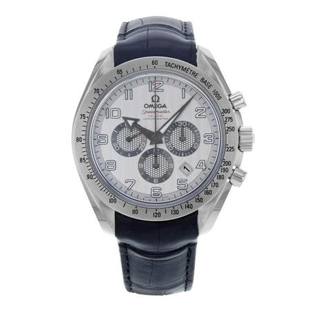 Omega Speedmaster Broad Arrow Steel Automatic Mens Watch 321.13.44.50.02.001