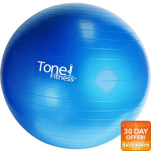 Tone Fitness 65cm Anti-burst Stability Ball