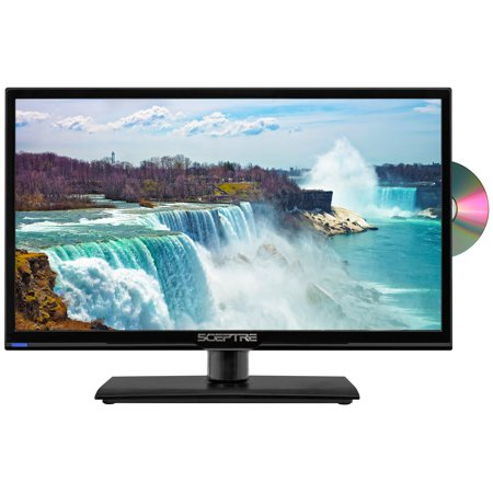 Sceptre 20 Class Hd 720p Led Tv E205bd S With Built In Dvd