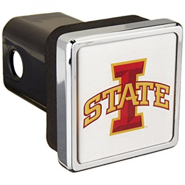 Pilot Automotive CR-958N Iowa State Collegiate Hitch Cover