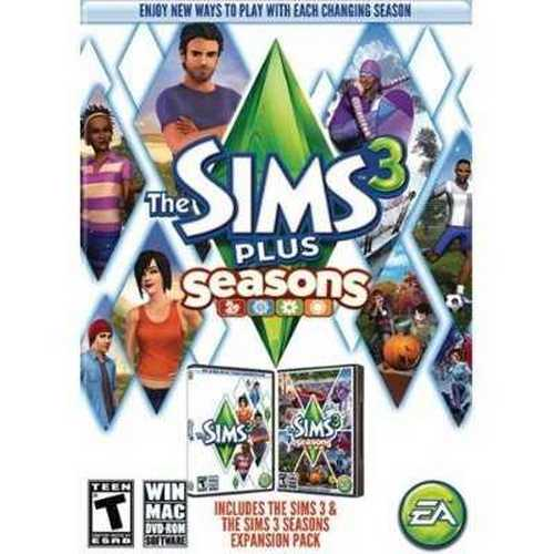 Sims 3 Plus Seasons (PC/ Mac)