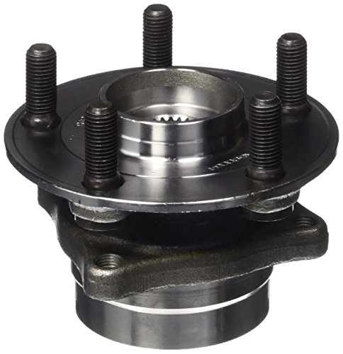 Timken HA590064 Front Wheel Bearing and Hub Assembly