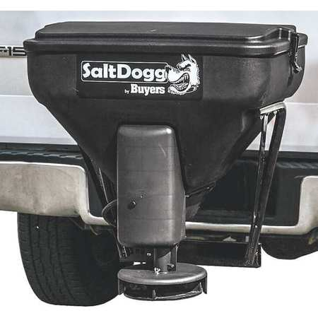 Saltdogg 3 cu. ft. Capacity Tailgate Spreader, TGS02 by SALTDOGG