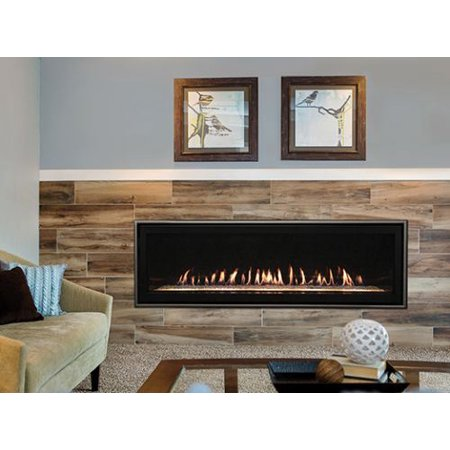 "Boulevard DV Linear 60"" Multi-Function Fireplace - Natural Gas"